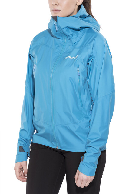 Norrøna Falketind Gore Tex Jacket Women blue moon